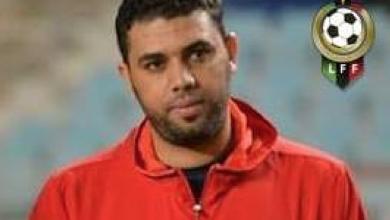 حسين إفريطيس الإداري في المنتخب الوطني لكرة القدم