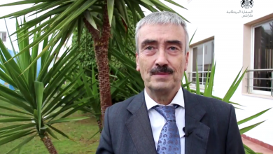 السفير البريطاني لدى ليبيا بيتر ميليت