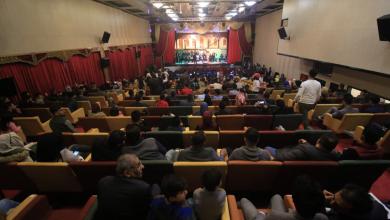 مسرح جديد في مدينة البصرة