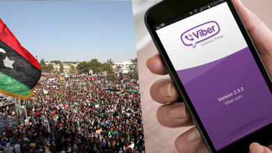 """Photo of جماعة الـ """"فايبر"""" السياسية.. حين تُدار ليبيا من هاتف محمول!"""