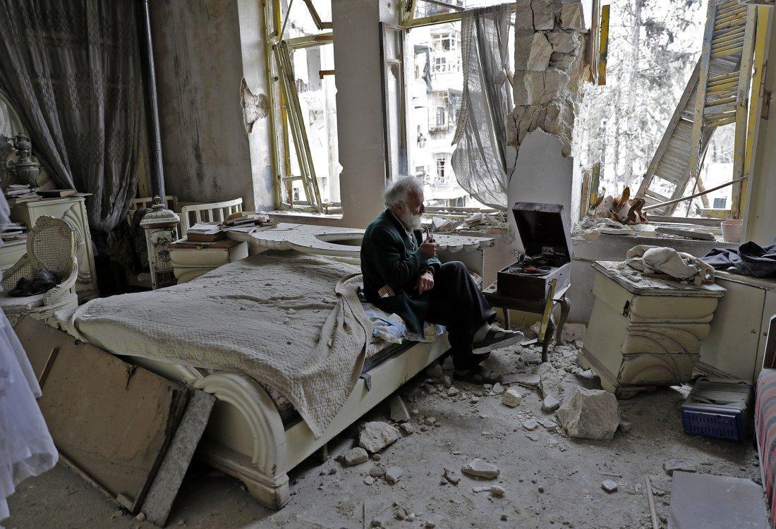 جوزيف عيد / أف /جيتي إيماجيس Joseph Eid / AFP / Getty Images