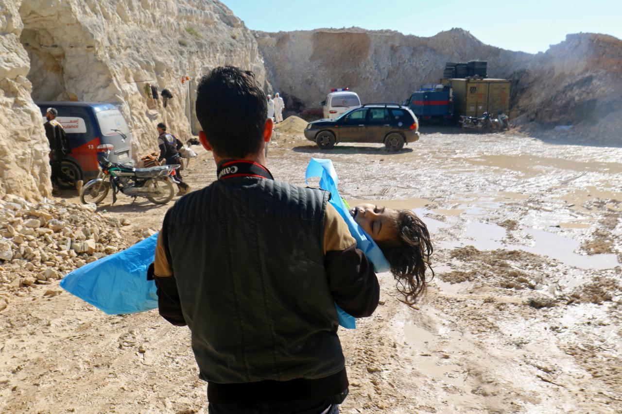 عمار عبد الله / رويترز Ammar Abdullah / Reuters