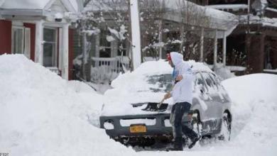 Photo of موجة شديدة البرودة في أمريكا تنذر بليلة متجمدة عشية العام الجديد