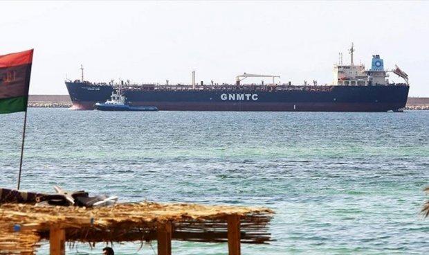 ميناء السدرة النفطي - ارشيفية