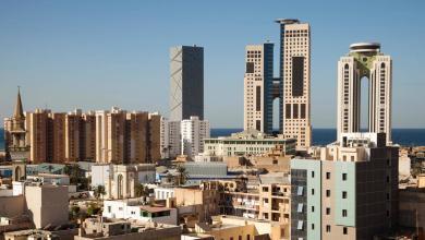 صورة قوة حماية طرابلس تسلم بعض مقراتها للمشتركة