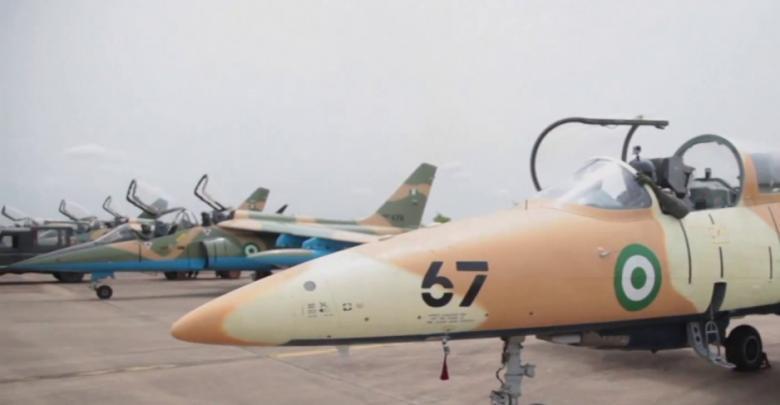 القوات الجوية النيجيرية