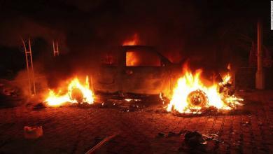 "Photo of تراغن.. انفجار قرب ""الكتيبة 628"".. وترجيح ""بصمة داعش"""