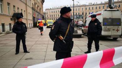 Photo of المشتبه بتنفيذه هجوم سان بطرسبرج بقبضة الأمن الروسي