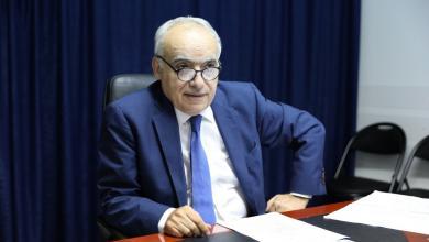 المبعوث الأممي الخاص إلى ليبيا غسان سلامة