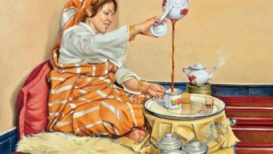 لوحة عبد الرزاق الرياني