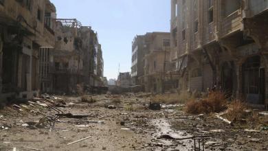 درعا مدينة سورية قريبة من العاصمة دمشق