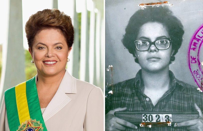 الرئيسة البرازايلية ديلما روسوف