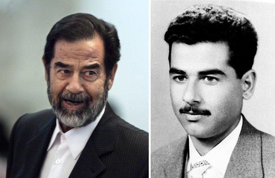 الرئيس العراقي السابق صدّام حسين