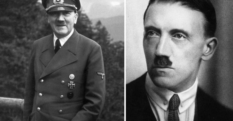 الزعيم النازي السابق أدولف هتلر