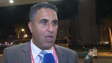 المدير الإداري للمنتخب الوطني عادل الخمسي