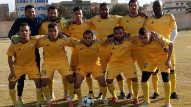 فريق أبوسليم لكرة القدم 2018
