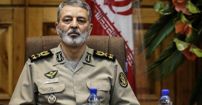 قائد الجيش الإيراني عبد الرحيم موسوي