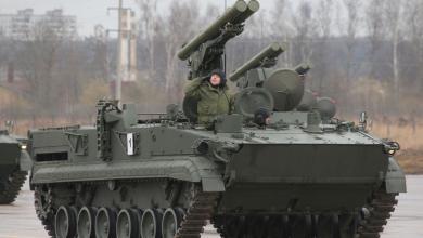 """Photo of سلاح روسي """"خطير"""" يظهر في اشتباكات معيتيقة"""