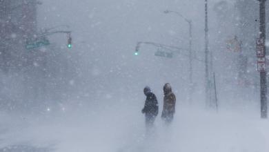 """صورة لن تُصدّق """"درجة الحرارة"""" في """"الشرق الأميركي"""". اقرأ لتعرف"""