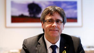 "Photo of ""فخ الاعتقال"" ينتظر رئيس كتالونيا السابق في الدنمرك"