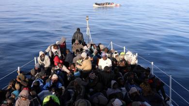 "Photo of عمليات إنقاذ ""ضخمة"" لمهاجرين في البحر المتوسط"