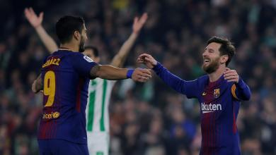 Photo of 100 هدف لنجم برشلونة في الليغا