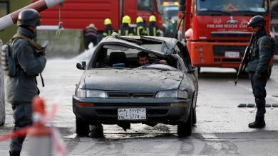 "Photo of مقتل 95 شخصا بـ""يوم دامٍ"" في كابول.. وطالبان تتبنى"
