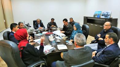 "Photo of اجتماع يبحث تنظيم طرق بنغازي لتسهيل ""إعادة الإعمار"""