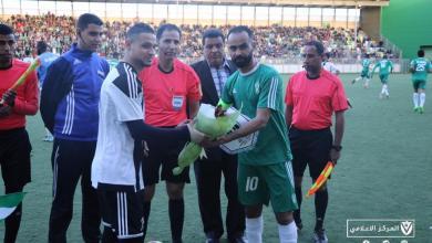 """Photo of النصر والمدينة """"يتعادلان"""".. بعد """"مباراة حماسية"""". اعرف أكثر"""