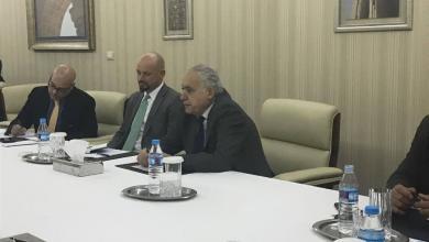 """Photo of نواب بلقاء مع سلامة: قلقون من """"تفشي الفساد"""""""