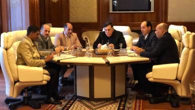 صورة الرئاسي يشكل لجنة لتأمين محطات الكهرباء