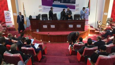 ملتقى عمداء بلديات ليبيا في شحات