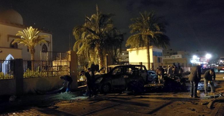 تفجير حي السلماني