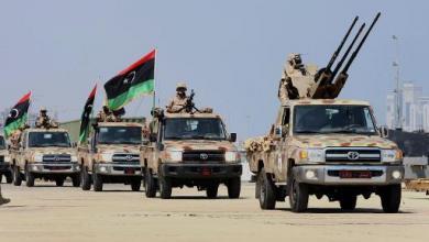 """Photo of """"تعزيزات عاجلة"""" من الجيش الوطني إلى الكفرة"""