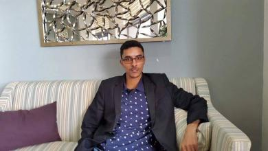 مقرر اللجنة الوطنية لحقوق الإنسان، أحمد حمزة
