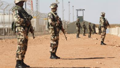 Photo of الجزائر تكشف مخبئاً للأسلحة قرب حدودها مع مالي