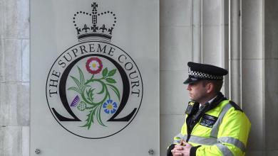 """صورة ديلي ميل:القضاء البريطاني يُعيد محاكمة """"وزير القذافي القاتل"""""""