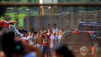 "Photo of ""مأساة تتكرر"" في سجون البرازيل.. اضطرابات و 9 قتلى"