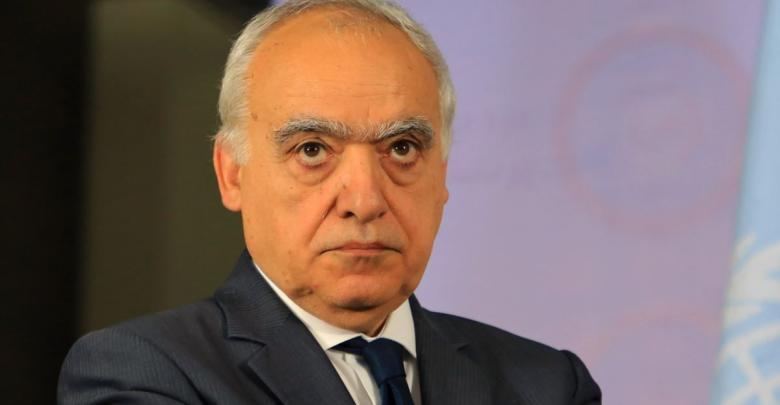 المبعوث الأممي إلى ليبيا الدكتور غسان سلامة
