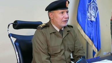 آمر المنطقة العسكرية الغربية اللواء أسامة الجويلي