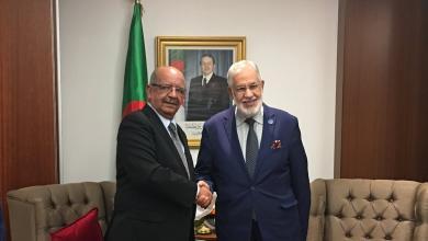 "Photo of ""المستجدات الليبية"" في لقاء سيالة مع الجهيناوي ومساهل"