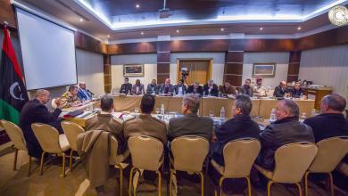 """صورة """"تفعيل وتوحيد"""" المؤسسة العسكرية على طاولة نقاش بطرابس"""