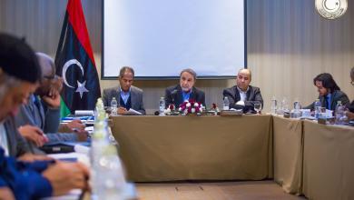 """صورة """"الأعلى للدولة"""" يدعو إلى تجنيب طرابلس """"الحرب والدمار"""""""