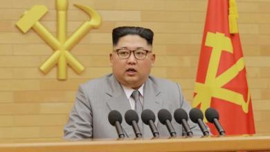 """الزعيم الكوري الشمالي """"كيم جونغ أون"""""""