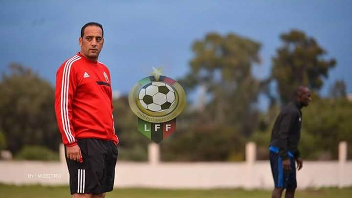 المدرب المنتخب الوطني عمر المريمي