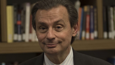 رئيس معهد السياسة العالمية في واشنطن باولو شيراك