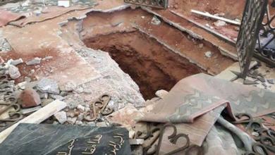 أثار نبش قبر الإمام المهدي السنوسي في الكفرة