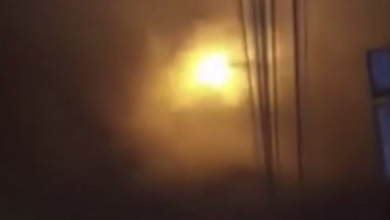 "Photo of ""كرة نارية مُتدحرجة في السماء.. فيديو يصدم الكولومبيين. شاهد"