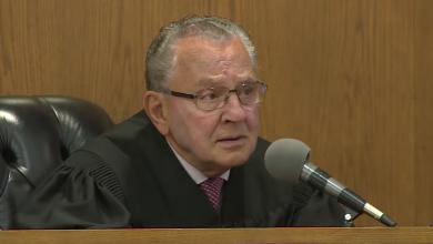 القاضي الأمريكي، فرانك كابريو