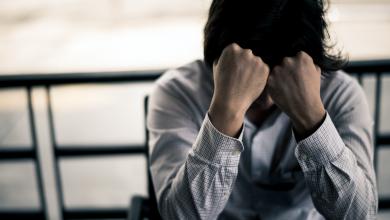 القلق والاكتئاب